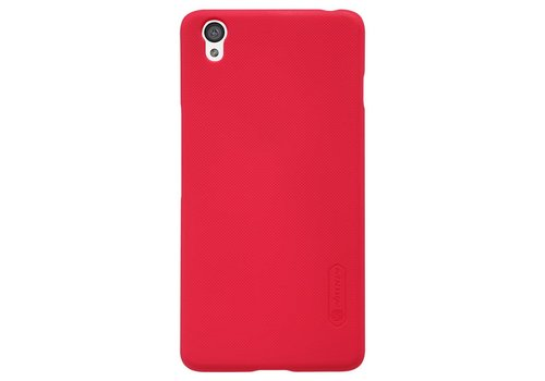 Nillkin Frosted Red Shield OnePlus X