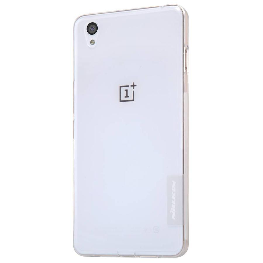 Transparent TPU case OnePlus X