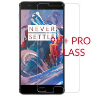 9H + Pro Glass Screen Protector OnePlus 3