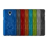 Cruzerlite Bugdroid Case Zwart OnePlus 3/3T