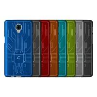 Bugdroid Case Transparant OnePlus 3/3T