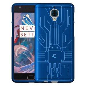 Cruzerlite Bugdroid Case Blue OnePlus 3
