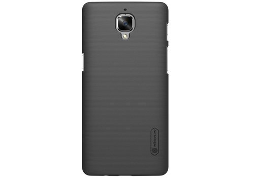 Nillkin Frosted Shield Case Black OnePlus 3