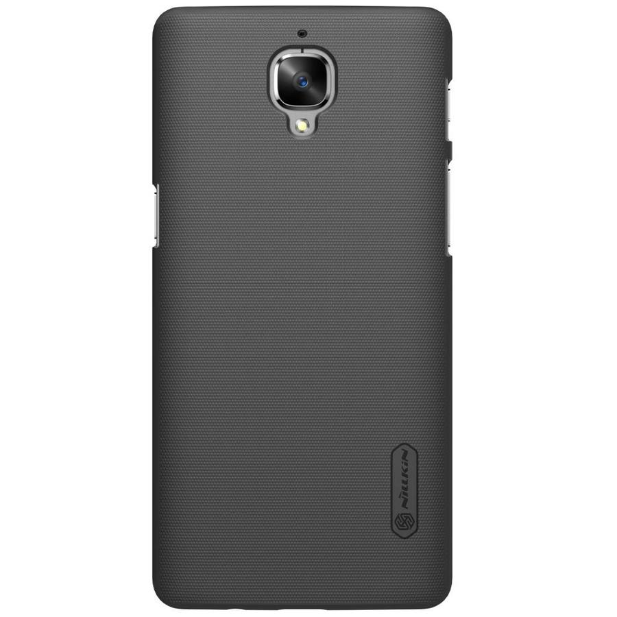 Frosted Shield Case Zwart OnePlus 3/3T