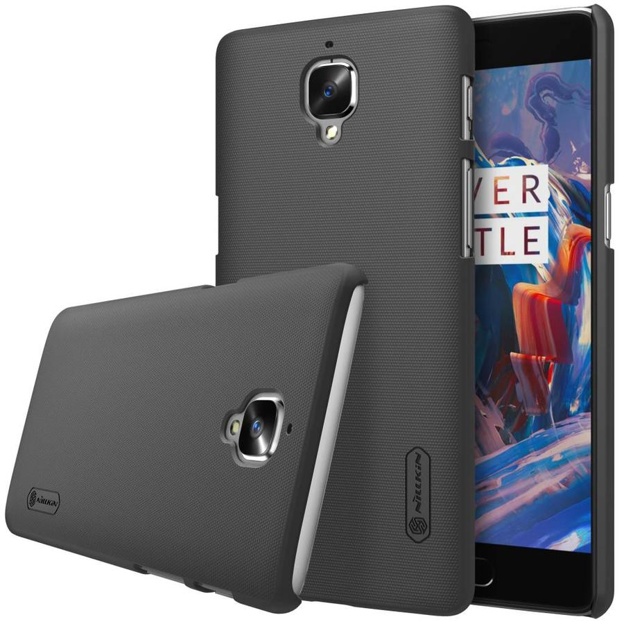 Frosted Shield Case Black OnePlus 3