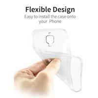Flexicase Transparant OnePlus 3/3T