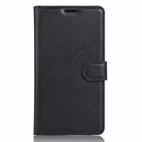 Wallet Flip Case Black OnePlus 3