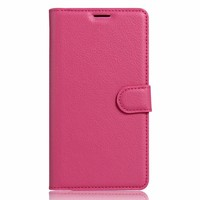 Wallet Flip Case Purple OnePlus 3 - Copy