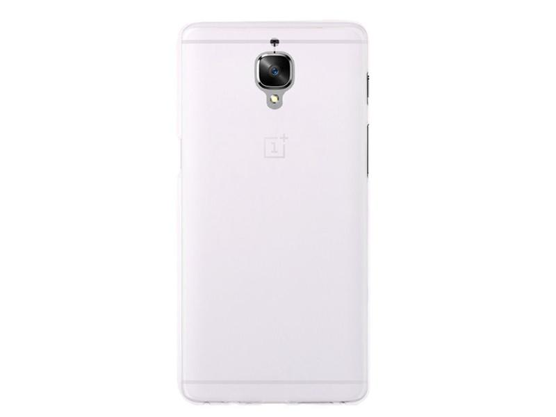 OPPRO Silicone Case Wit OnePlus 3