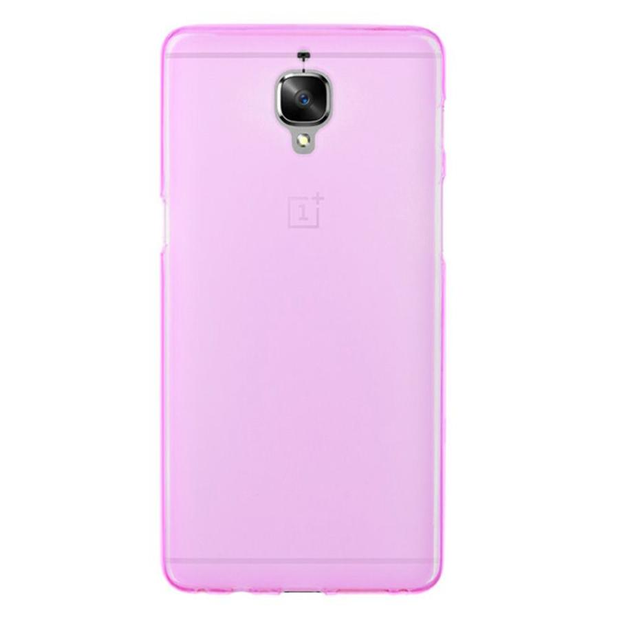Silicone Case Roze OnePlus 3/3T