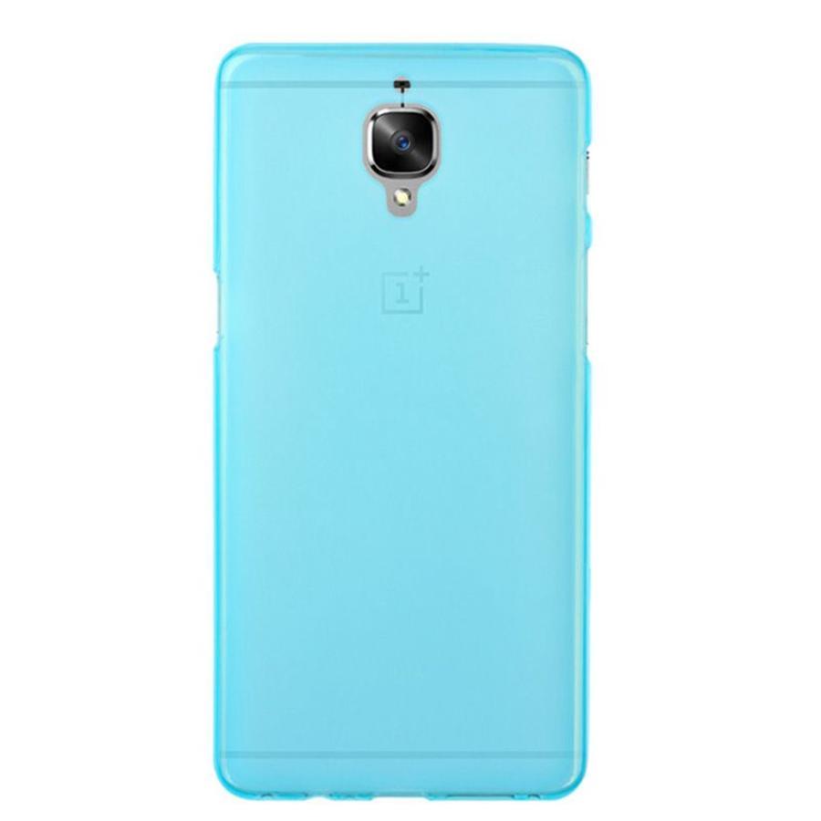 Silicone Case Blauw OnePlus 3/3T