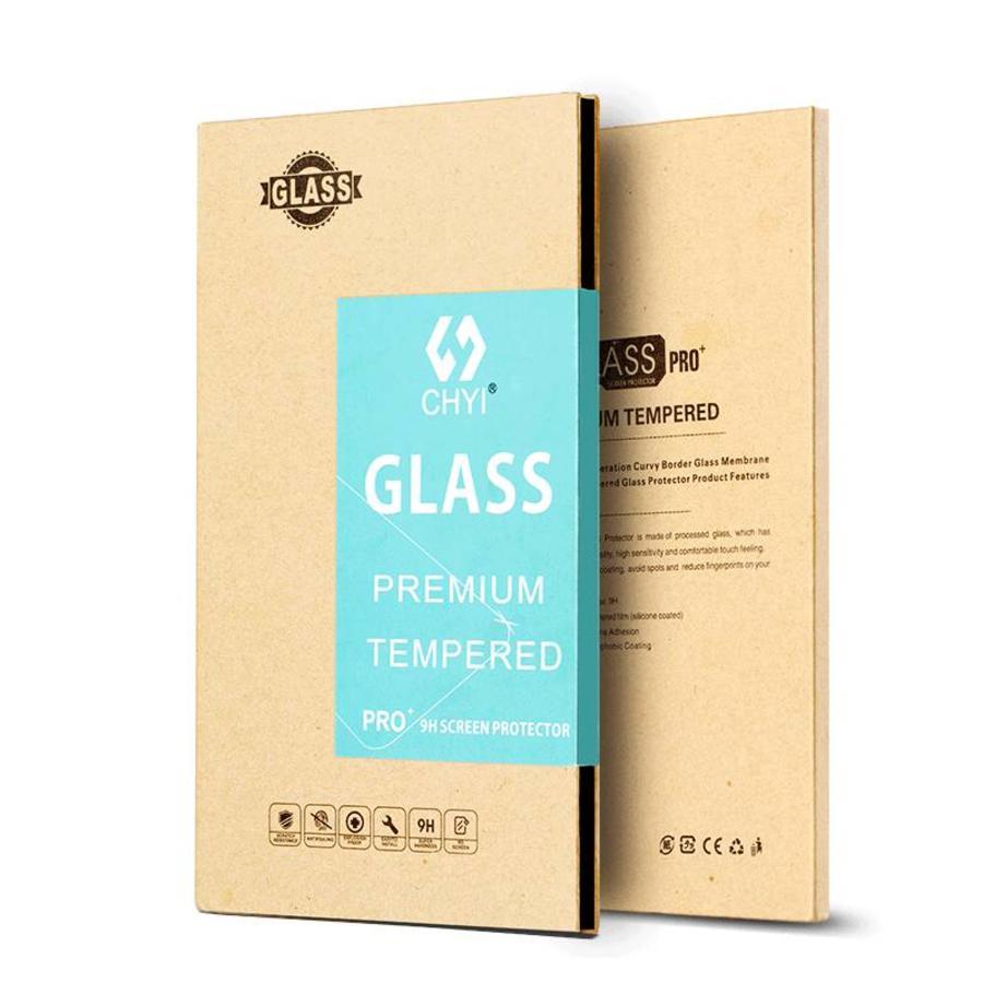 9H Premium Glass Screen Protector Zwart OnePlus 3/3T