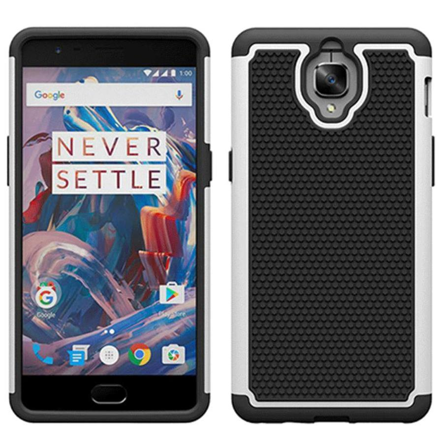 Dual Layer Case White OnePlus 3