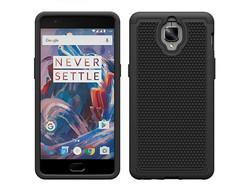 OPPRO Dual Layer Case Zwart OnePlus 3