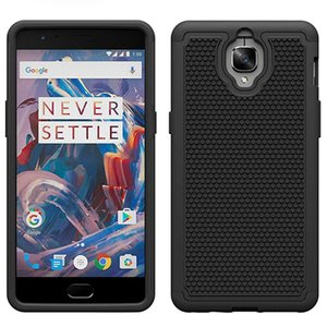 OPPRO Dual Layer Case Black OnePlus 3