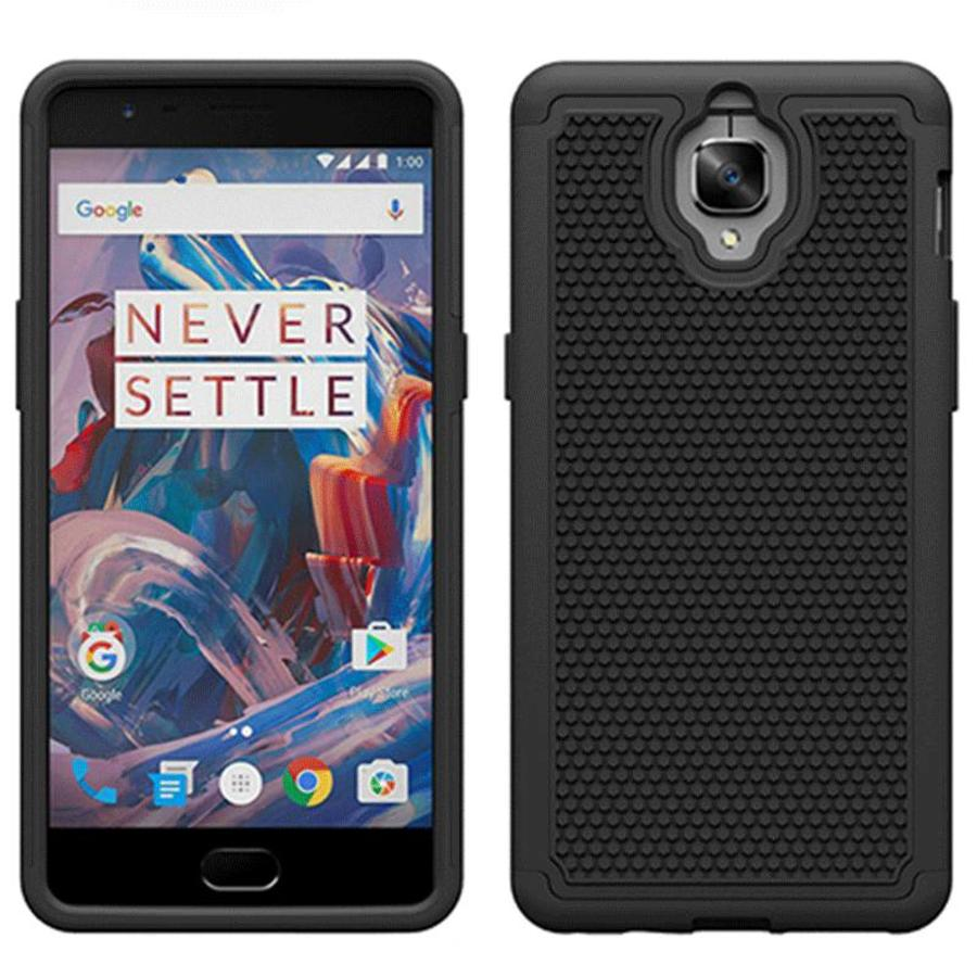 Dual Layer Case Black OnePlus 3