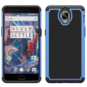 OPPRO Dual Layer Case Lichtblauw OnePlus 3/3T