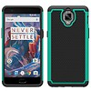 OPPRO Dual Layer Case Donkergroen OnePlus 3/3T