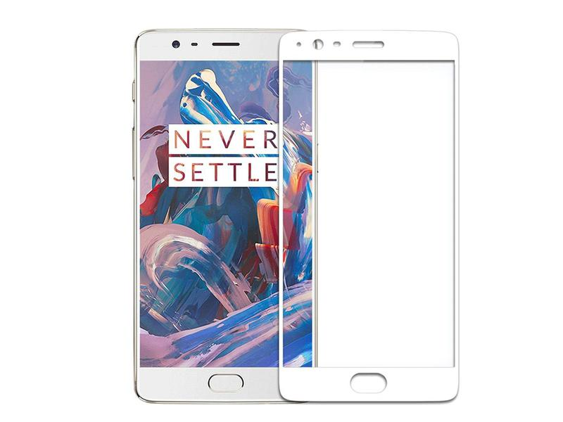 Nillkin 9H CP+ Glass Screen Protector Wit OnePlus 3/3T