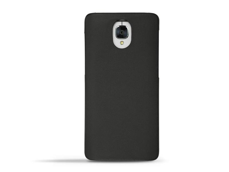 Noreve Tradition E Nappa Leather Cover Black OnePlus 3/3T