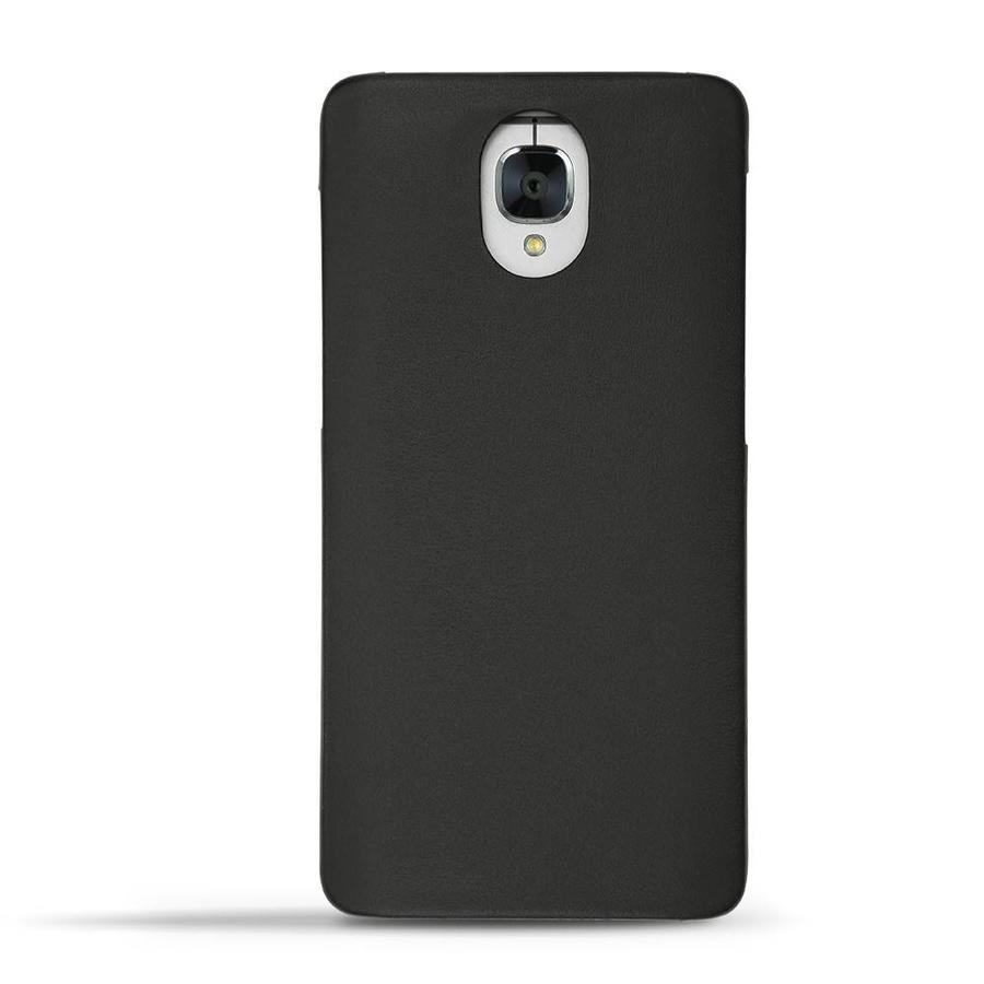 Tradition E Nappa Leather Cover Black OnePlus 3/3T