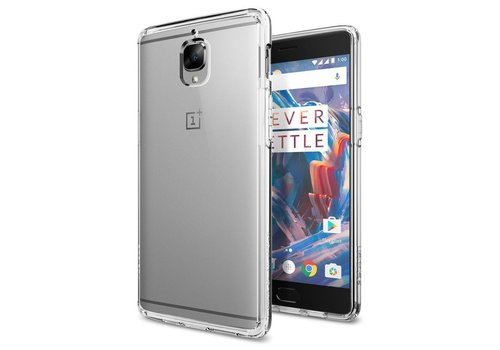 Spigen Ultra Hybrid Case Transparent OnePlus 3