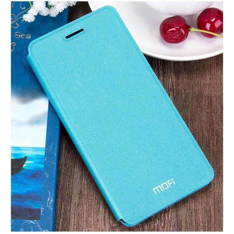Flip Case Sparkle Light Blue OnePlus 3 / 3T