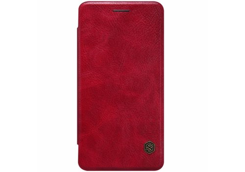 Nillkin Qin Flip Case Red OnePlus X