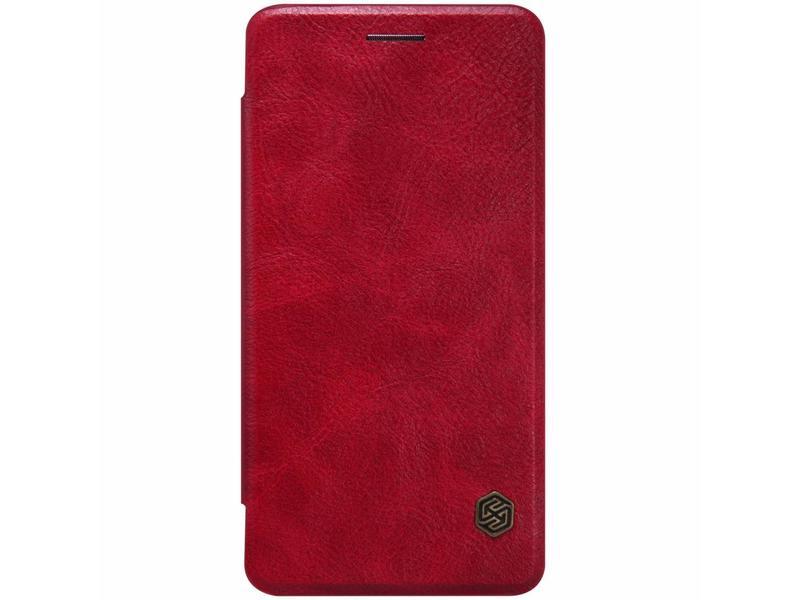 Nillkin Qin Flip Case Rood OnePlus X