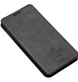 MOFI Flip Case Vintage Zwart OnePlus 3/3T