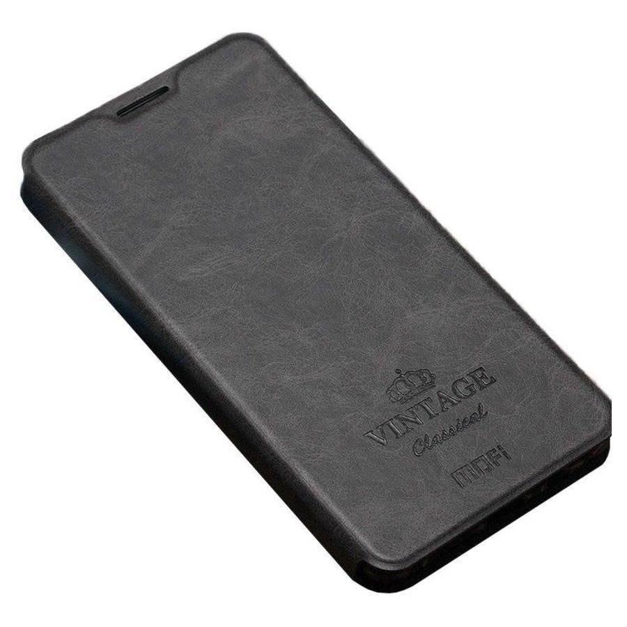 Flip Case Vintage Zwart OnePlus 3/3T