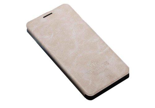 MOFI Flip Case Vintage Wit OnePlus 3/3T