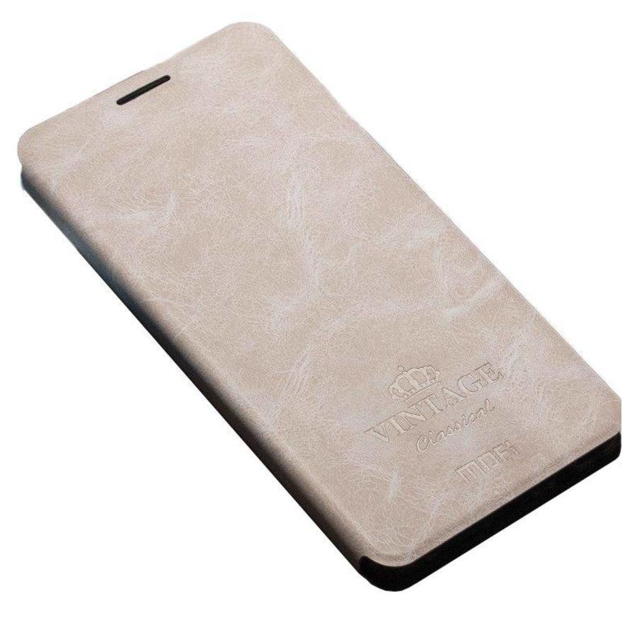 Flip Case Vintage White OnePlus 3 / 3T