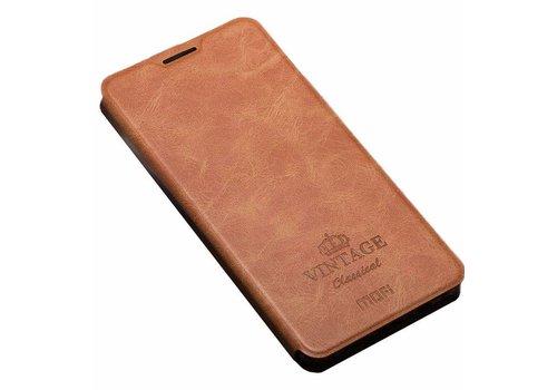 MOFI Flip Case Vintage Brown OnePlus 3 / 3T