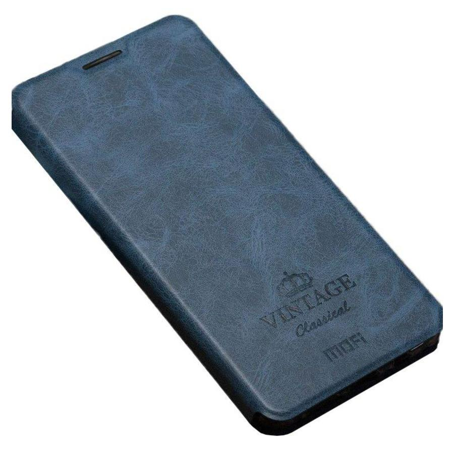 Flip Case Vintage Blue OnePlus 3 / 3T