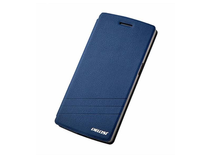 Pelosi Flip Case Blauw OnePlus 2