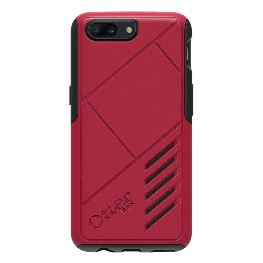 Case Red OnePlus 5