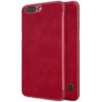 Qin Flip Case Rood OnePlus 5
