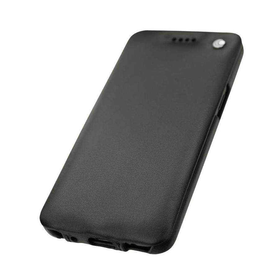Tradition Nappa Leather Slim Case Black OnePlus 5