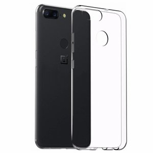 OPPRO TPU Case Transparent OnePlus 5T
