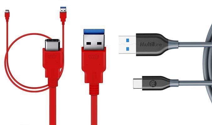 USB Type C Kabels