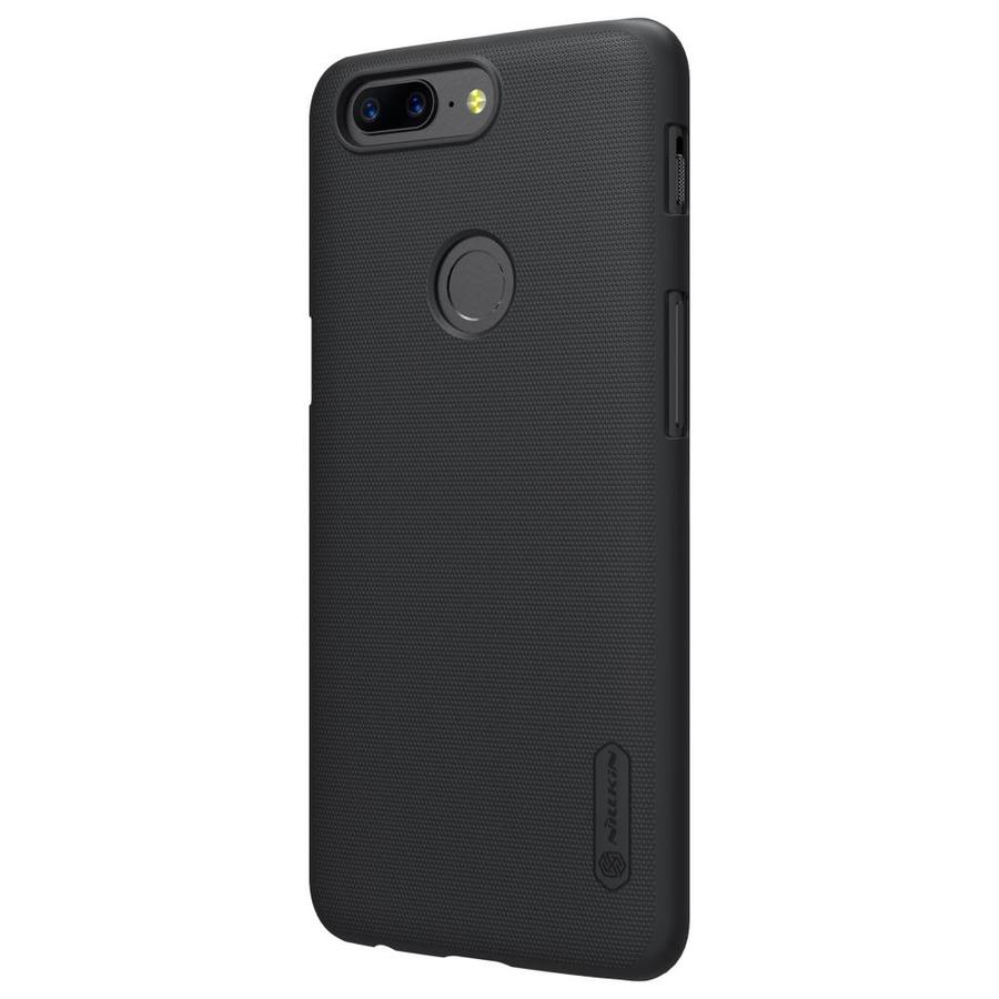 Frosted Shield Case Black OnePlus 5T