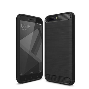 OPPRO Carbon Fiber Design Case Black OnePlus 5