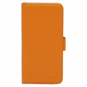OPPRO Wallet Flip Case Orange OnePlus 5