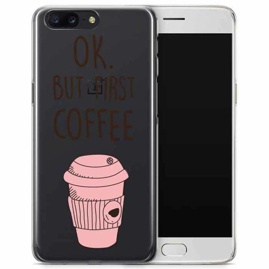 Printserie Coffee Case OnePlus 5