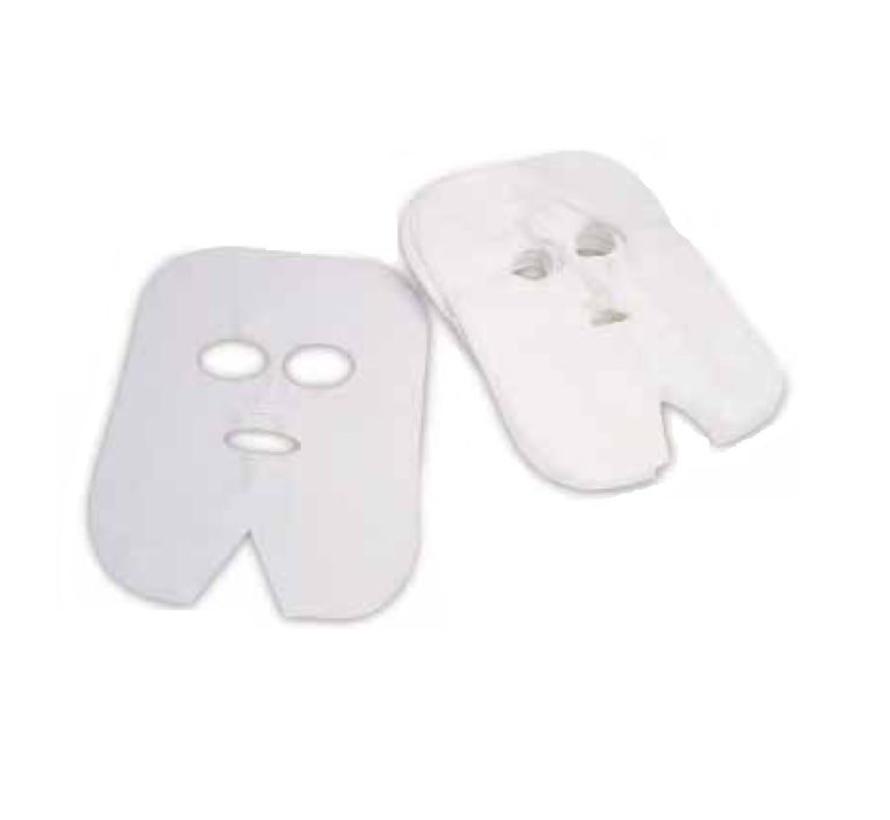 Maskers voor gezicht behandeling