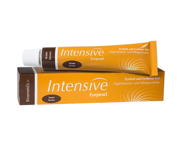 Intensive Wimper en Wenkbrauwverf