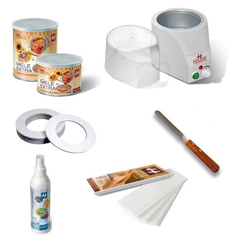 Holiday Sugar wax Startkit 1
