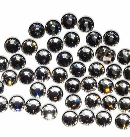 La Femme Swarovski-kristallen: Silver, voor nageldecoratie