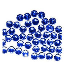 La Femme Swarovski-kristallen: Cobalt, voor nageldecoratie